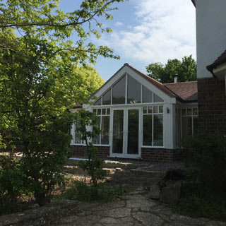Building extensions by Bristol builders BeeFree Construction